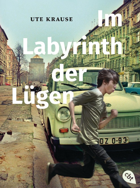 Im Labyrinth der Lügen - Ute Krause