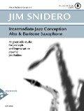 Intermediate Jazz Conception Alto & Baritone Sax - Jim Snidero