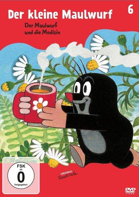 Der kleine Maulwurf DVD 6 -