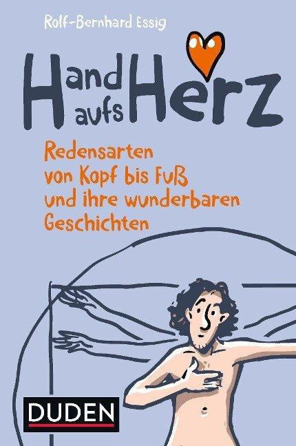 Hand aufs Herz - Rolf-Bernhard Essig