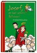 Josef, er hat schon Follower! -