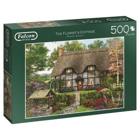 The Florist's Cottage - 500 Teile Puzzle -