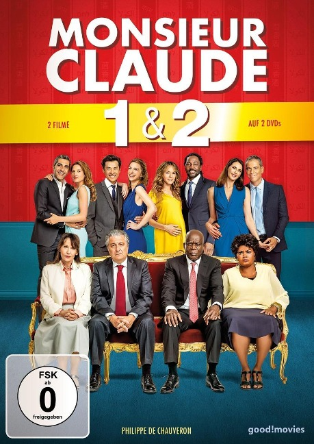 Monsieur Claude 1 & 2 -