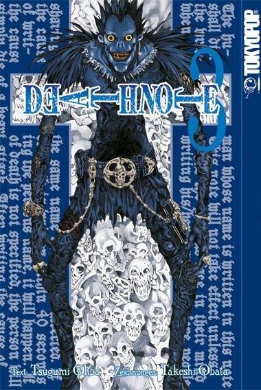 Death Note 03 - Tsugumi Ohba