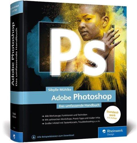 Adobe Photoshop - Sibylle Mühlke, Monika Gause