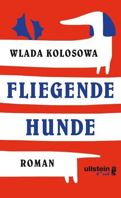 Fliegende Hunde - Wlada Kolosowa