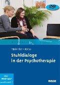 Stuhldialoge in der Psychotherapie - Eva Faßbinder, Gitta Jacob