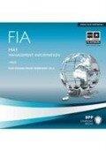 FIA Management Information MA1 - BPP Learning Media