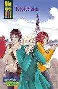 Die drei !!! 05: Tatort Paris (drei Ausrufezeichen) - Henriette Wich