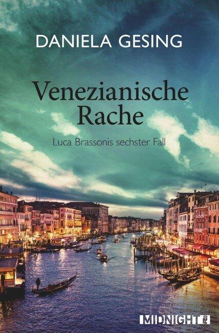 Venezianische Rache - Daniela Gesing