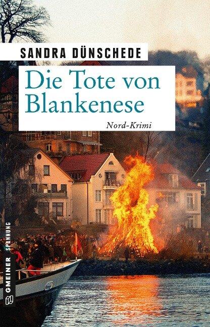 Die Tote von Blankenese - Sandra Dünschede