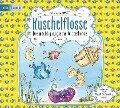 Kuschelflosse 04 - Die mächtig magische Glitzerbohne - Nina Müller