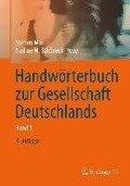 Handwörterbuch zur Gesellschaft Deutschlands -