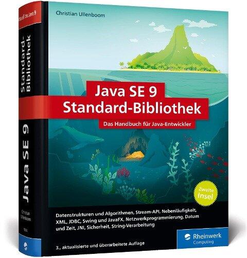 Java SE 9 Standard-Bibliothek - Christian Ullenboom