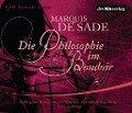 Die Philosophie im Boudoir - Marquis Donatien-Alphonse-François de Sade, Zeitblom