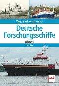 Deutsche Forschungsschiffe seit 1905 - Hans Karr