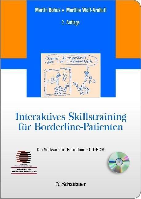 Interaktives Skillstraining für Borderline-Patienten - Martin Bohus, Martina Wolf-Arehult