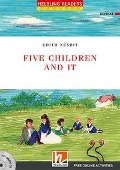 Five Children and It, mit 1 Audio-CD - Edith Nesbit
