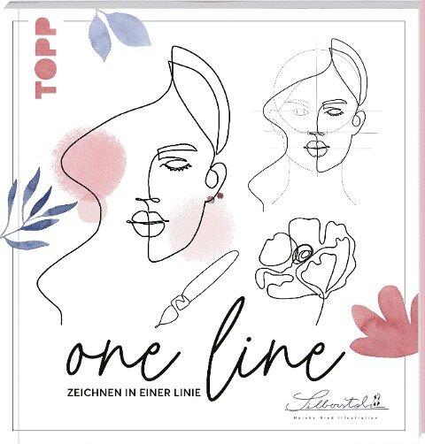 One Line - Zeichnen in einer Linie - Heinke Nied