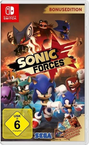 Sonic Forces (Nintendo Switch) -