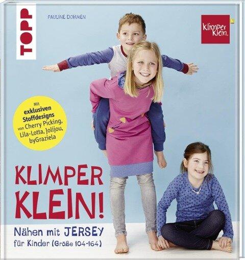 Nähen mit JERSEY - KLIMPERKLEIN - Pauline Dohmen