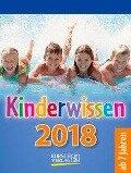 Kinderwissen 2018 Tages-Abreißkalender -
