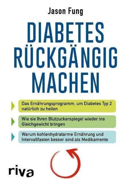 Diabetes rückgängig machen - Jason Fung