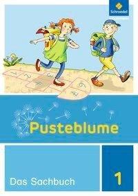 Pusteblume. Das Sachbuch 1. Arbeitsheft. Niedersachsen, Hessen, Rheinland-Pfalz und das Saarland -
