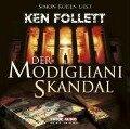Der Modigliani Skandal - Ken Follett