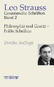 Leo Strauss: Gesammelte Schriften -