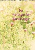Der Naturgarten Familienplaner mit Schweizer KalendariumCH-Version (Wandkalender 2019 DIN A2 hoch) - Tanja Riedel