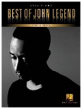 Best Of John Legend - 2017 Edition Book & Audio - For Easy Piano - John Legend