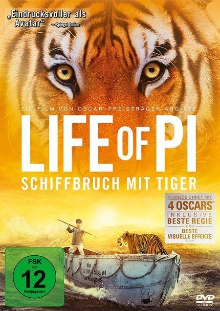 Life of Pi - Schiffbruch mit Tiger - Yann Martel, David Magee, Mychael Danna