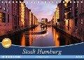 Stadt Hamburg (Tischkalender 2018 DIN A5 quer) - © Thomas Deter