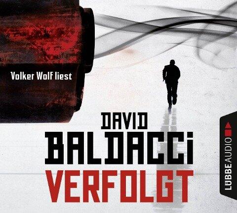 Verfolgt - David Baldacci