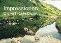 Impressionen England - Lake District (Wandkalender 2019 DIN A2 quer) - Eva-Marie Enseroth
