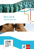 Blue Line 4. Vokabelübungssoftware Klasse 8. Ausgabe 2014 -
