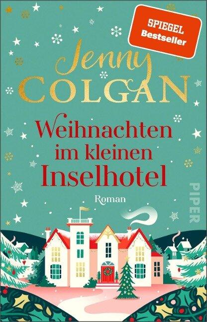 Weihnachten im kleinen Inselhotel - Jenny Colgan