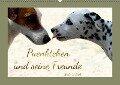 Pünktchen und seine Freunde (Wandkalender 2018 DIN A2 quer) - Heike Hultsch