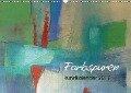 Farbspuren - Kunstkalender (Wandkalender 2017 DIN A3 quer) - Susanne Tomasch