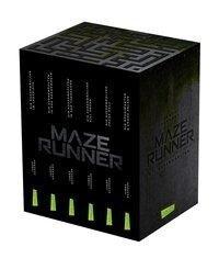 Maze-Runner-Schuber (6 Bände im Taschenbuch-Schuber inklusive Bonusband mit »Crank Palace« und »Die Geheimakten«) - James Dashner