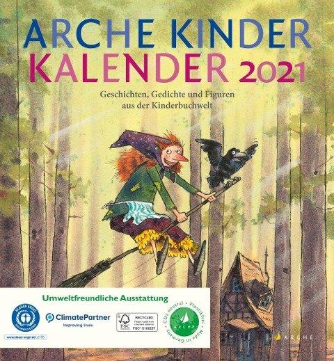Arche Kinder Kalender 2021 -