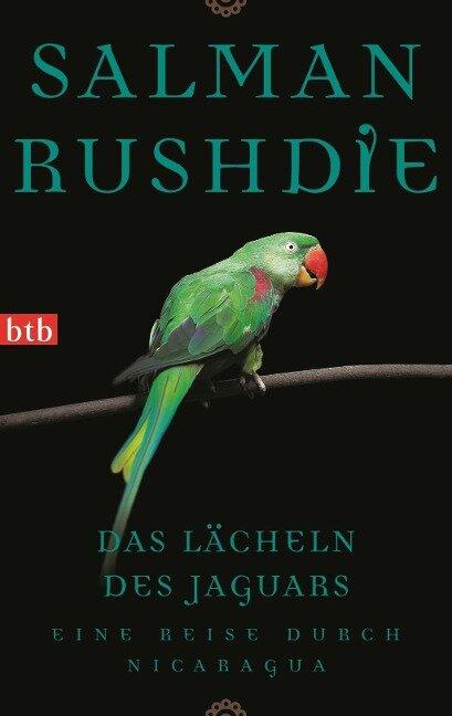 Das Lächeln des Jaguars - Salman Rushdie