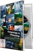 Composings in Photoshop - Eduardo Da, Uli Staiger, Matthias Tschinkowitz, Christian Gerth, Daniel Koch