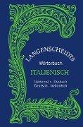 Langenscheidts Wörterbuch Italienisch - Sonderausgabe -