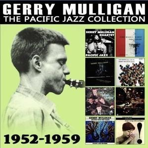The Pacific Jazz Collection 1952-1959 - Gerry Mulligan