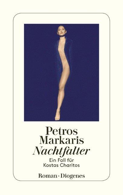 Nachtfalter - Petros Markaris
