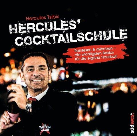 Hercules' Cocktailschule - gratis Leseprobe - Hercules Tsibis