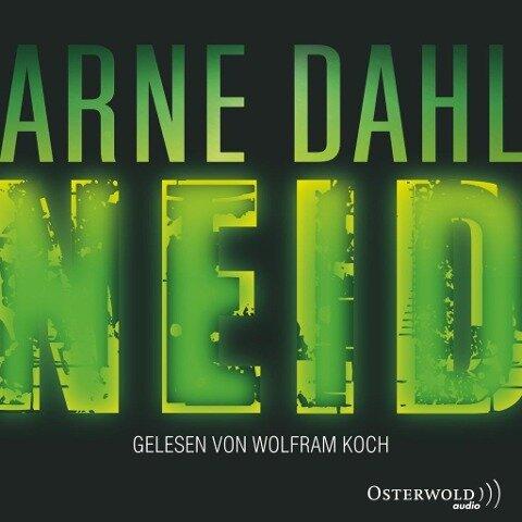 Neid - Arne Dahl