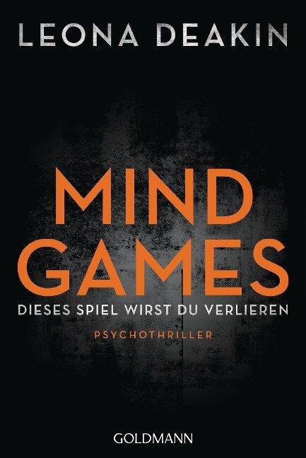 Mind Games - Leona Deakin